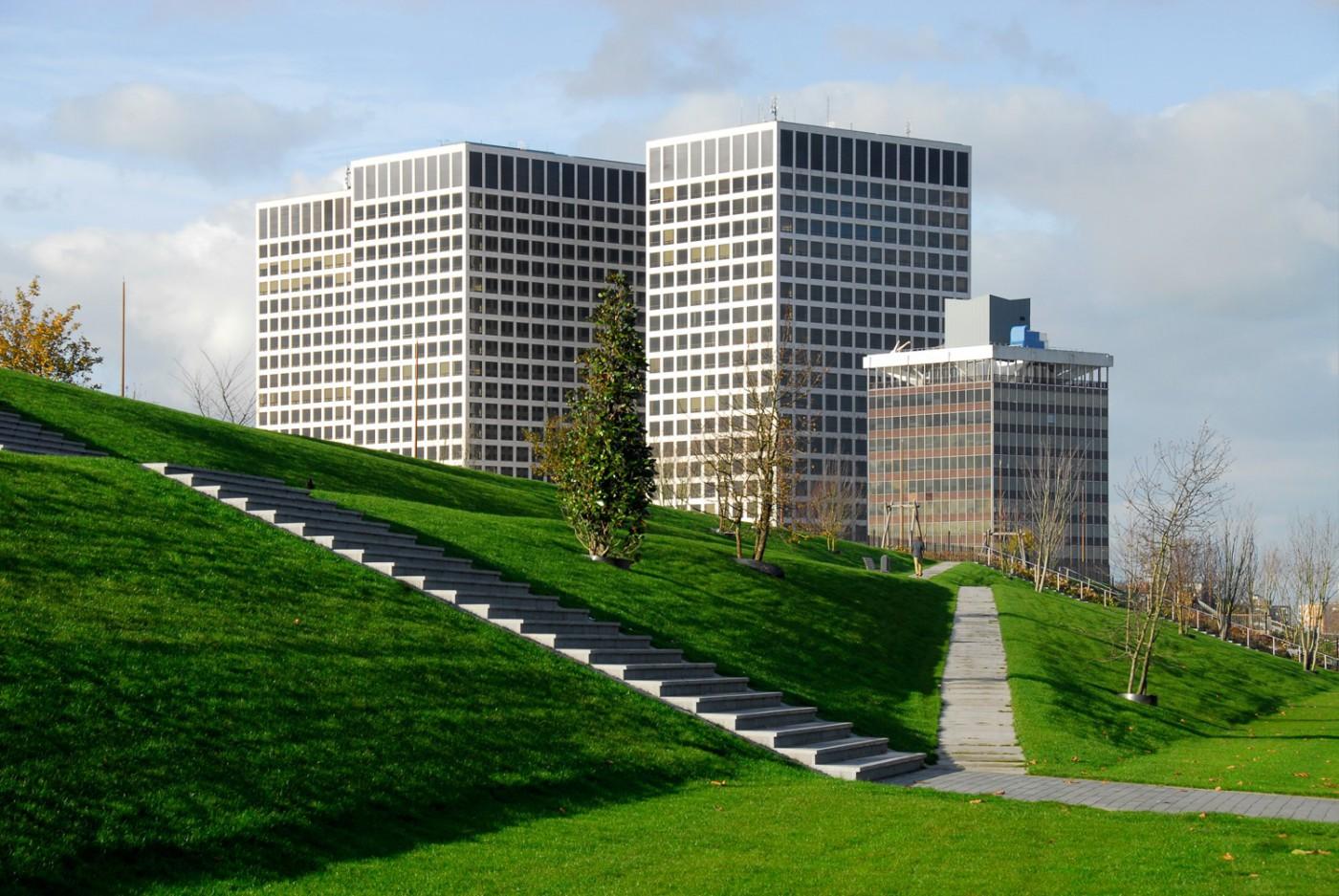 dijk-marconitorens-dakpark-rotterdam-santenco-landschapsarchitectuur