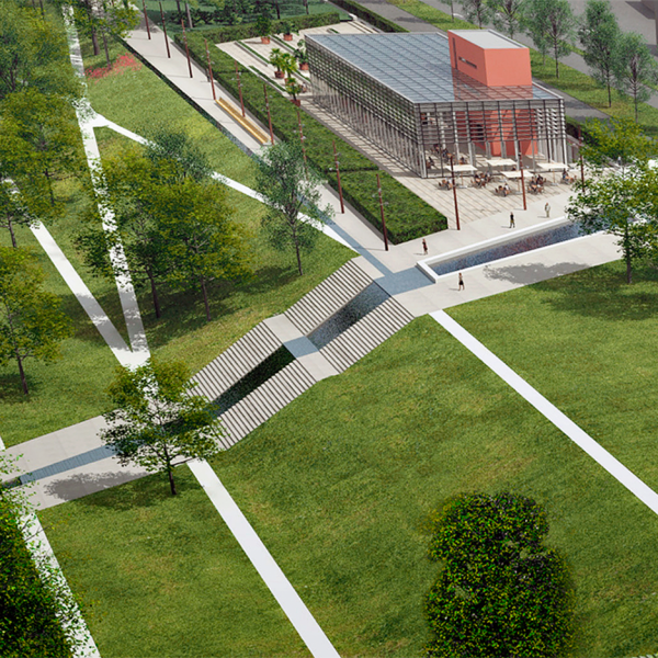 buro-sant-en-co-landschapsarchitectuur-dakpark-rotterdam-ontwerp-talud-paden-maquette-1