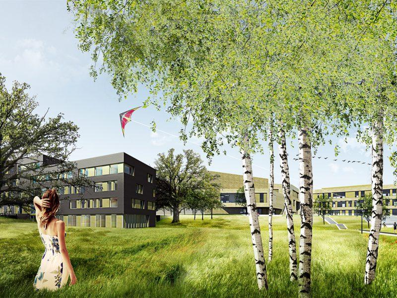 Letovo School campus Moskou