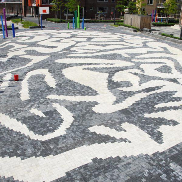 buro-sant-en-co-landschapsarchitectuur-roombeek-enschede-campus-voorzieningencluster-schoolplein-hersenpatroon