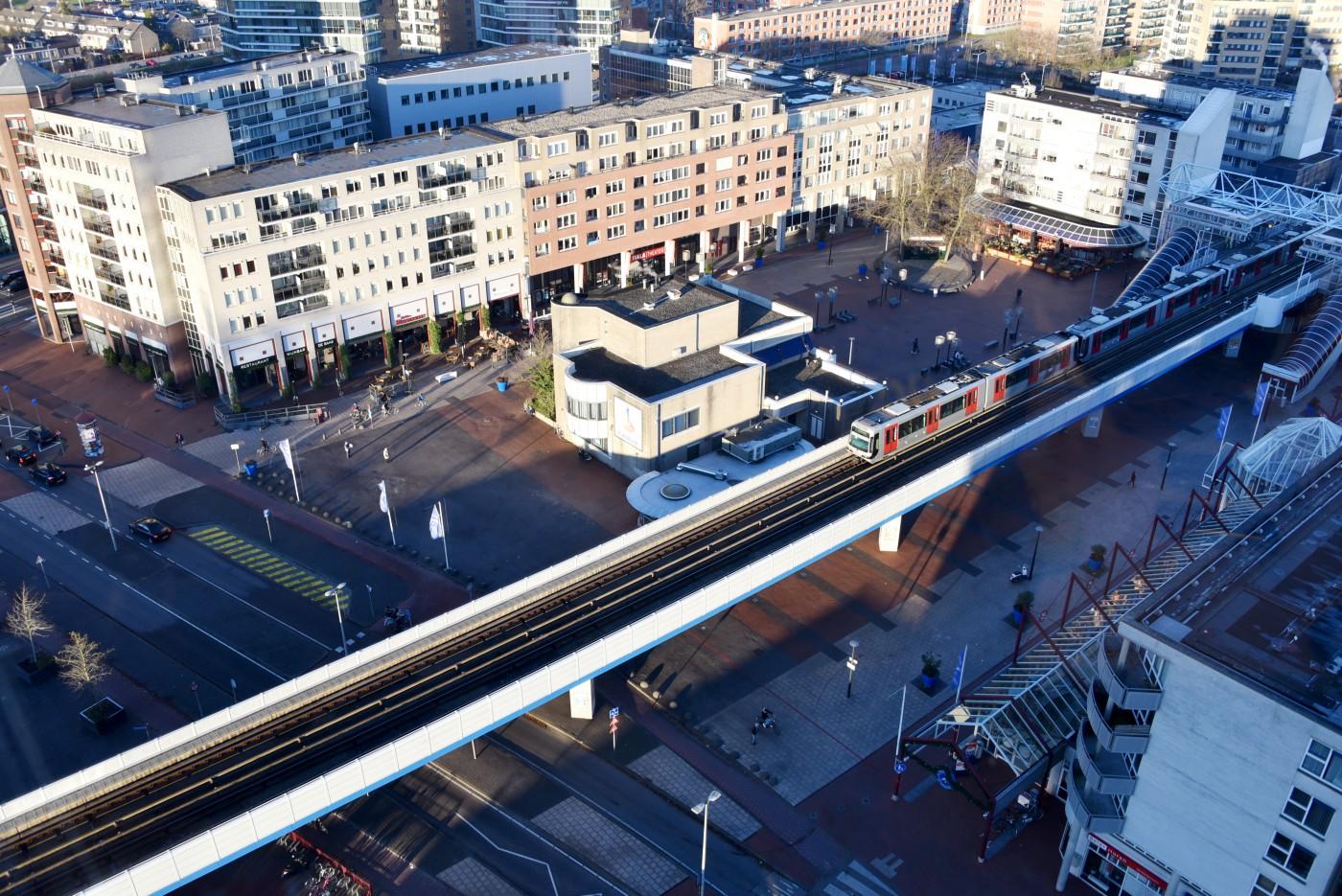 Stadsplein Capelle aan den IJssel