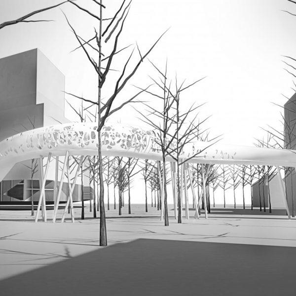 buro-sant-en-co-landschapsarchitectuur-van leeuwenhoekpark-delft-stadspark-dakpark-klimaatadaptief-ecologie-irene boulevard-brug-ontwerp-1