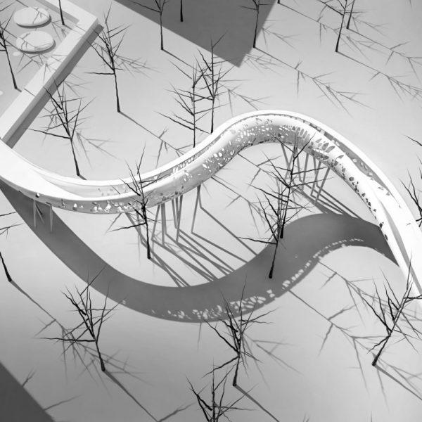 buro-sant-en-co-landschapsarchitectuur-van leeuwenhoekpark-delft-stadspark-dakpark-klimaatadaptief-ecologie-irene boulevard-brug-ontwerp-2