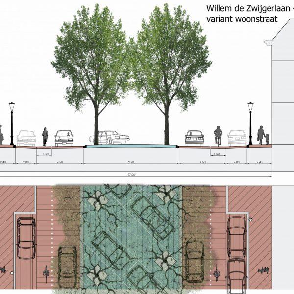 buro-sant-en-co-landschapsarchitectuur-Frederikhendrikstraat_den haag_willem deZlaan-section