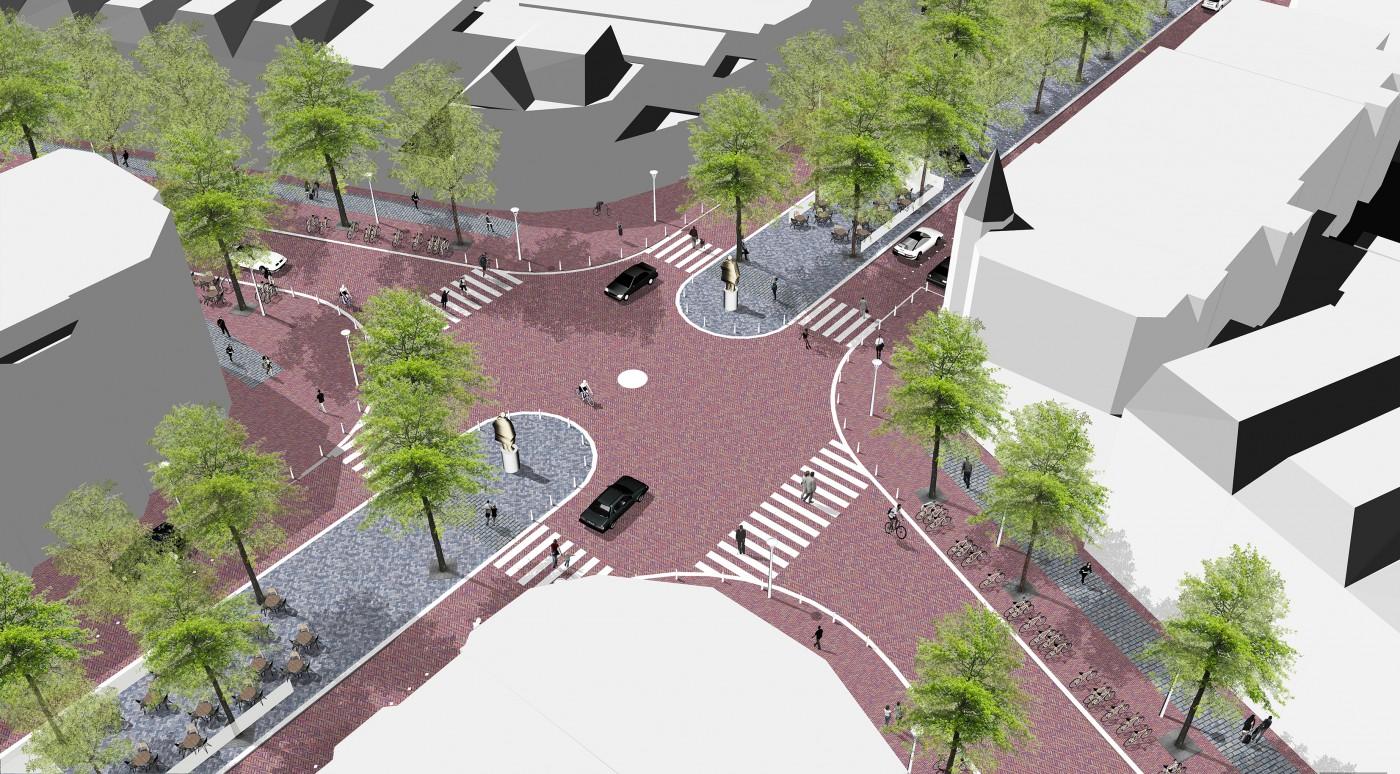 buro-sant-en-co-landschapsarchitectuur-frederik hendriklaan-den haag-transformatie-herinrichting-winkelgebied-winkelstraat-verblijfskwaliteit