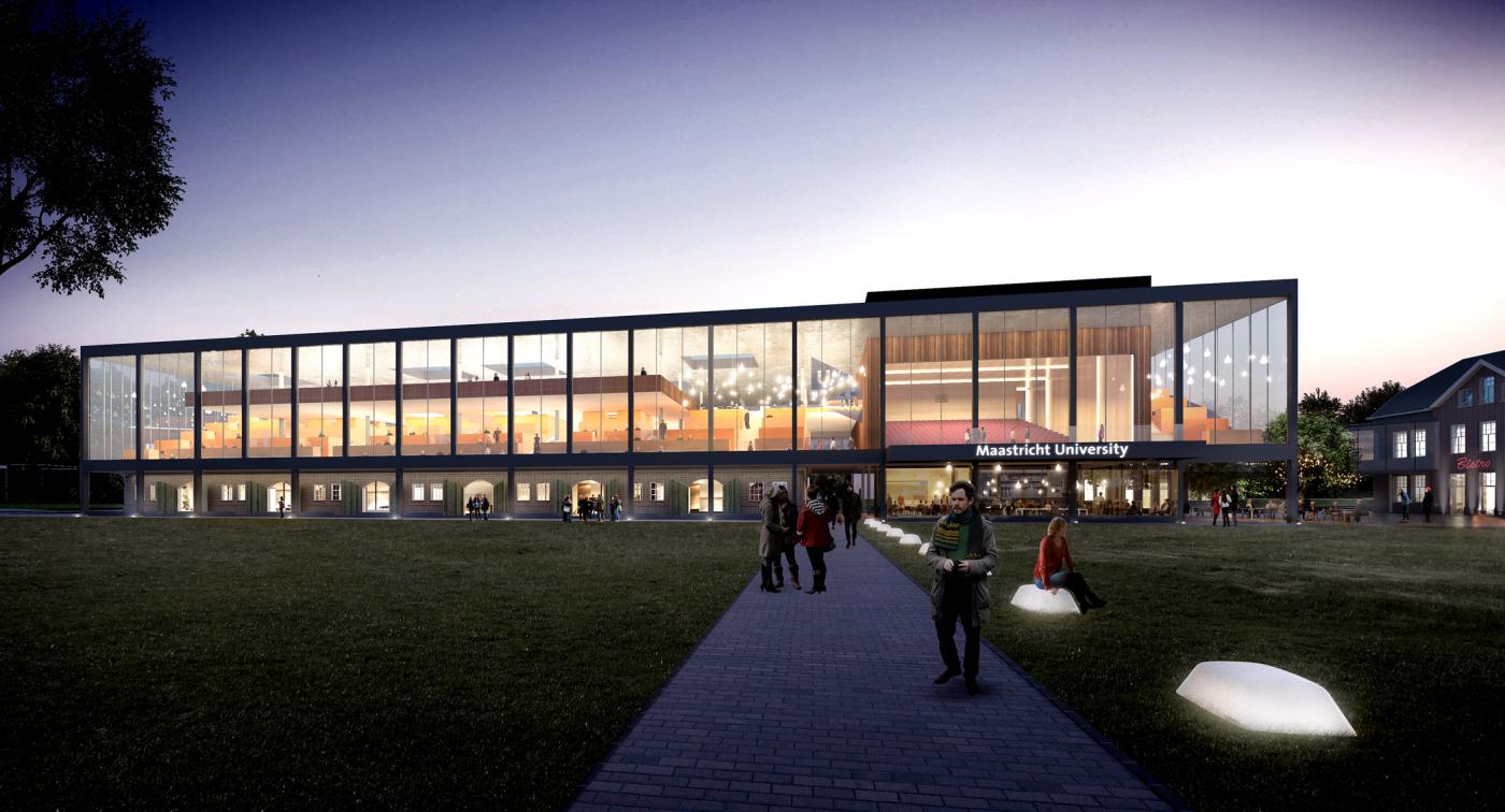 buro-sant-en-co-landschapsarchitectuur-Tapijn-universiteit-maastricht-campus 3