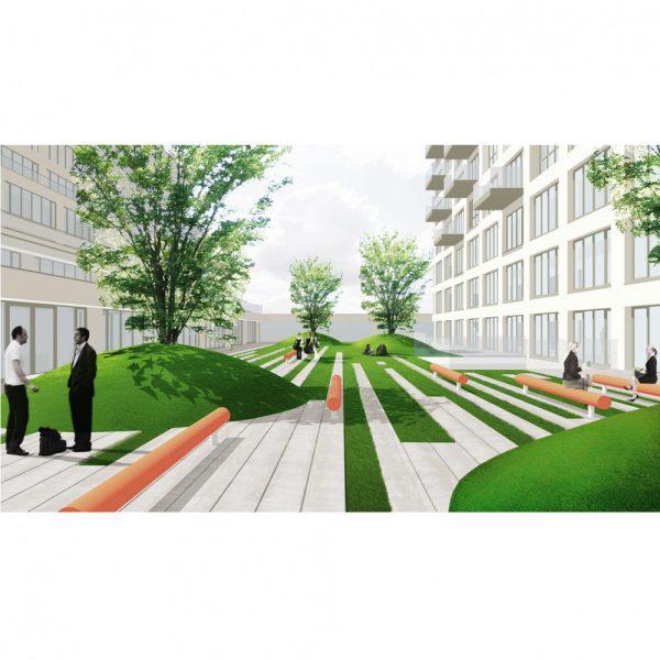 buro-sant-en-co-landschapsarchitectuur-campus-universiteit-leiden-wijnhavenkwartier-den haag-daktuin-10