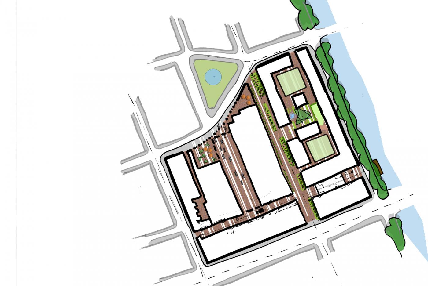 7-buro-sant-en-co-landschapsarchitectuur-openbareruimte-dehallen-amsterdam-west-bilderdijkkade-verbijzonderde-plek