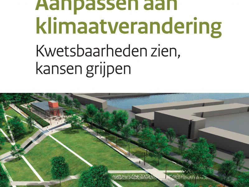 PBL rapport cover_Aanpassen_aan_klimaatverandering_