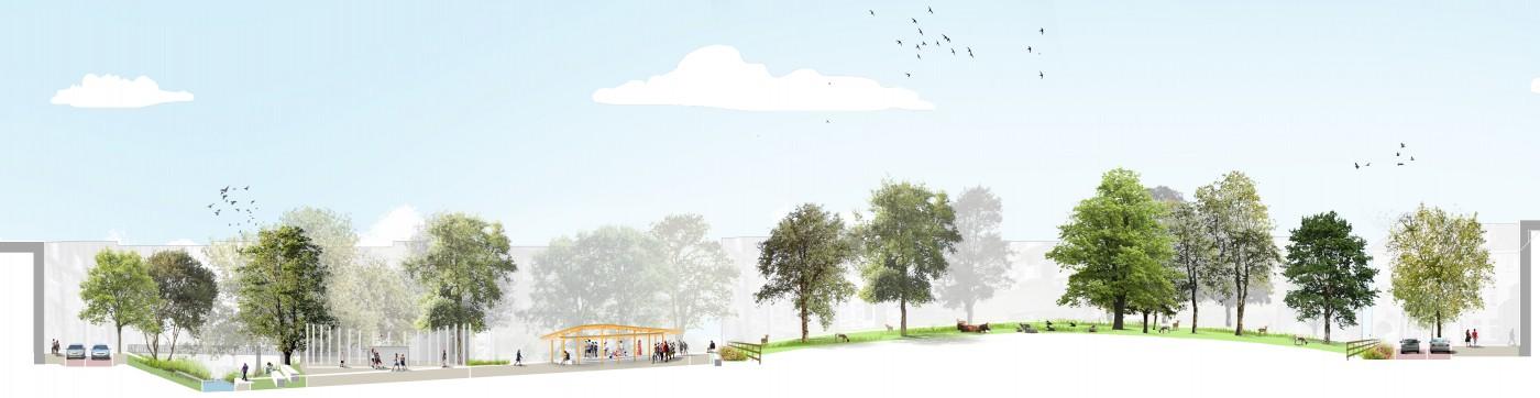buro-sant-en-co-landschapsarchitectuur-cromvlietpark-den-haag-schetsontwerp-profiel-impressie-1