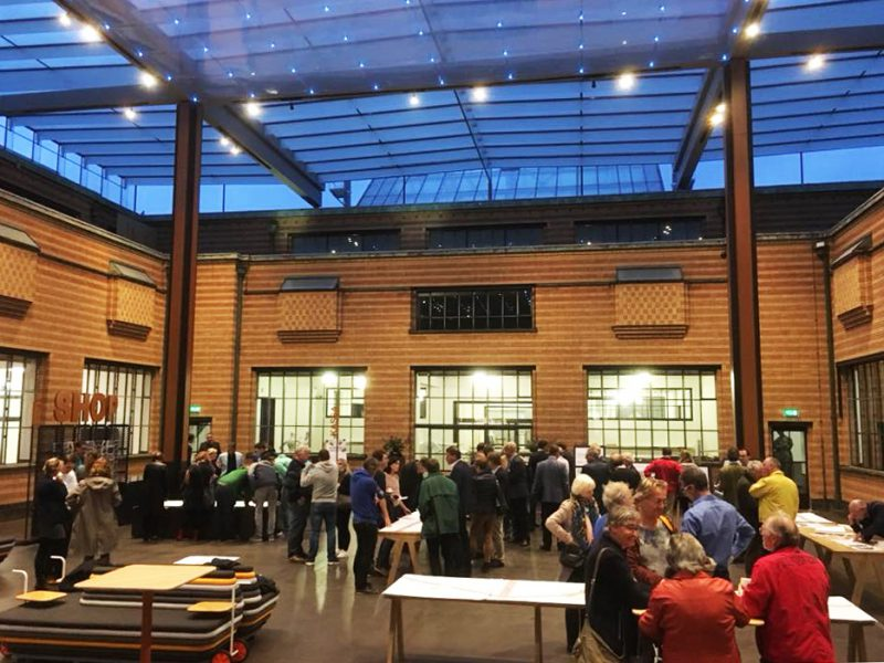 burosantencolandchapsarchitectuur inloopavond FRED Gemeentemuseum
