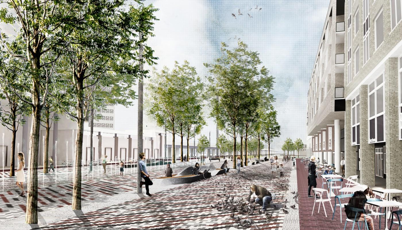 CITY CENTRE SQUARE CAPELLE AAN DEN IJSSEL