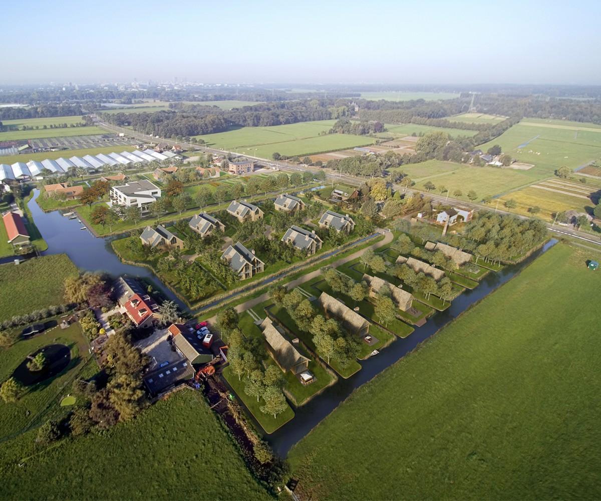 buro-sant-en-co-landschapsarchitectuur-roosenhorst-voorschoten-ontwerp-landschap-woonomgeving-vogelvlucht-1