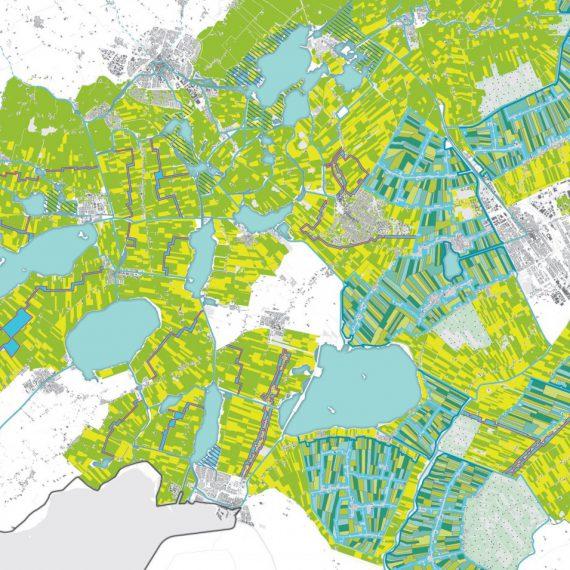 buro-sant-en-co-landschapsarchitectuur-atelier-Friese-veenweide-totaalkaart