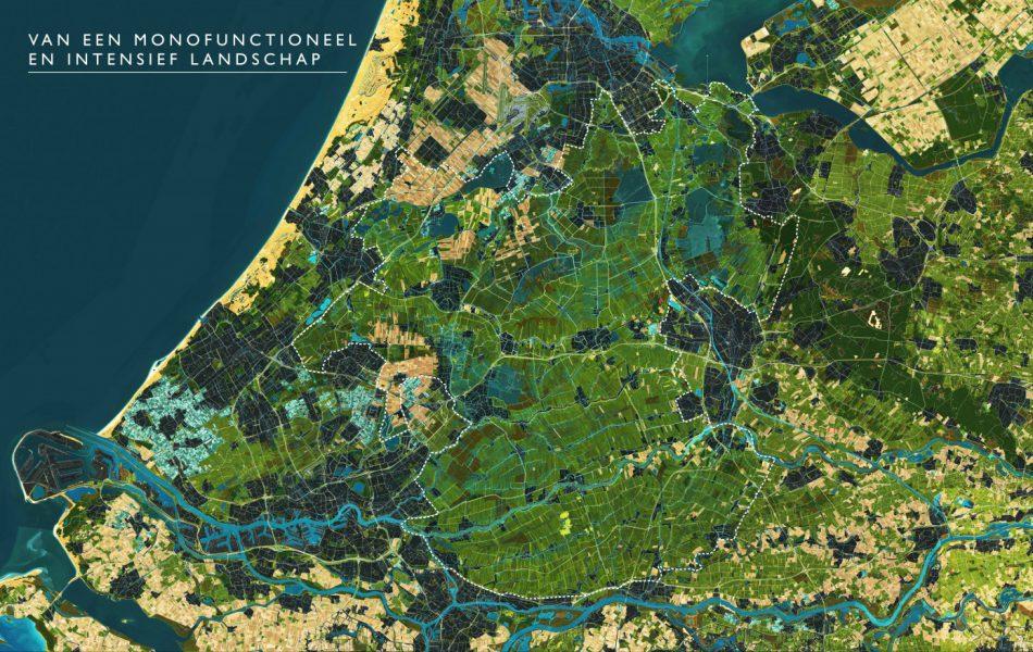 buro-sant-en-co-landschapsarchitectuur-groene-hart-bodemdaling-watersysteem-landgebruik-veenweide-huidig-monofunctioneel-landschap
