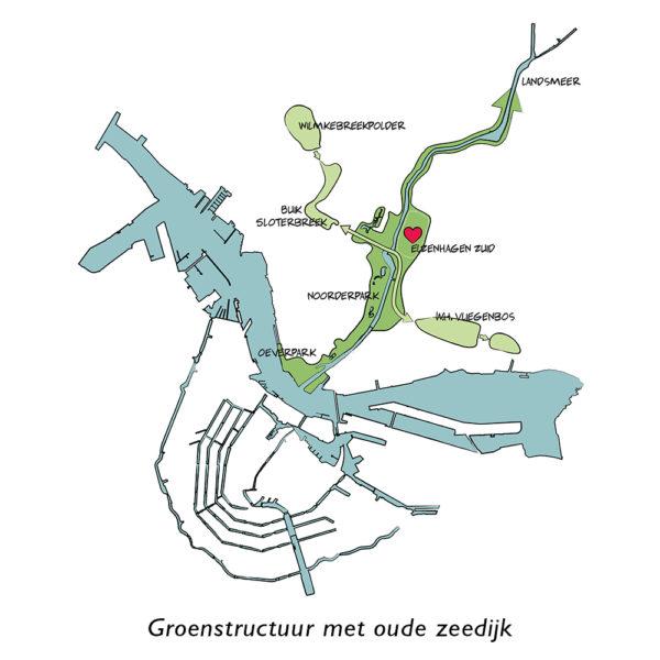 sant-en-co-kanaalzone-dijkpark-amsterdam-schema-groen